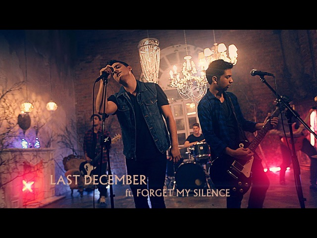 Last December feat. Roma Sadygov of Forget My Silence - With No Tears (Official Video)
