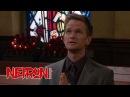 """Барни Стинсон молится в церкви. Момент из сериала """"Как я встретил вашу маму"""""""