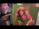 Мастер классы Игоря Сахарова в Москве Уроки живописи маслом для начинающих