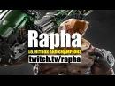 Rapha talks about LG, Hitbox, and champions balance