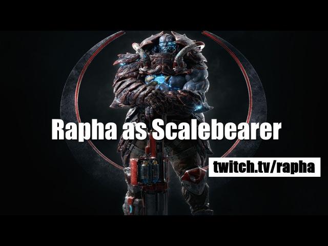 Rapha as Scalebearer Deathmatch