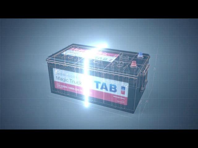 Аккумуляторы серии C-Box от компании TAB инновационные технологии на практике