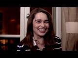 Смех Эмилии Кларк / The laughter of Emilia Clark