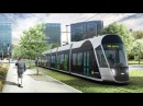 Most Futuristic Tram in the World Amazing Tech Inventions