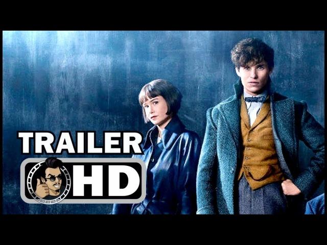FANTASTIC BEASTS 2 Official Trailer Teaser 1 (2018) J.K. Rowling Fantasy Movie HD