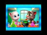 Моя ГОВОРЯЩАЯ АНДЖЕЛА СБОРНИК 38-40 Мультик про котиков Мульт ИГРА # УШАСТИК KIDS
