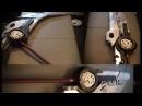 RWBY Transforming Qrow scythe: prop replica cosplay [time-laps]
