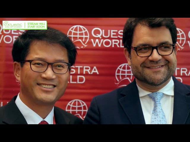 Запись официальной онлайн конференции от Президентов компаний AGAM Questra World 07.11.17(English translation)
