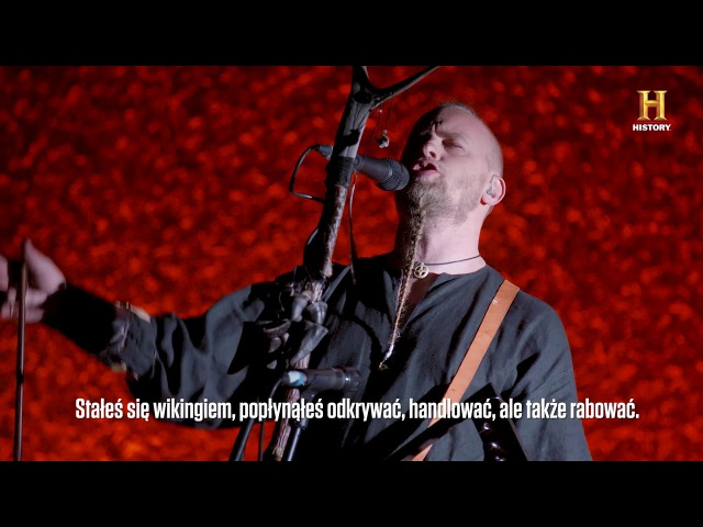 Jak ważna była muzyka w świecie wikingów? ROZMOWA z Einarem Selvikiem z Wardruny.
