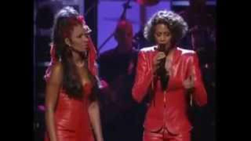 Whitney Houston and Mary J Blige - Ain't No Way
