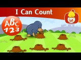 I Can Count  six_ Cartoon for Children - Luli TV