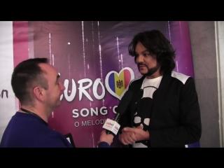 ESCKAZ in Chișinău_ Philipp Kirkorov (My Lucky Day composer) interview