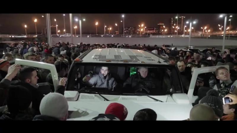 Prokachali Moskvu i Voronezh Big Russian Boss zatsenil 32 saby Hummer