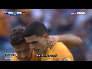 Australia 1:1 Germany   Poгич