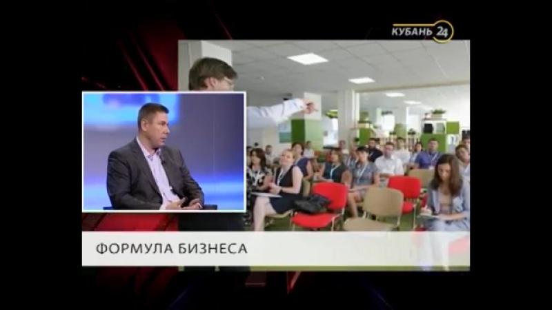 Дмитрий Карпов на ток-шоу «Через край» на Кубань 24, ноябрь 2017