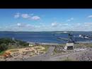 Морской парад в День ВМФ в Североморске.