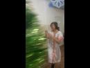 Дашины одноклассники проводили елку для малышейей