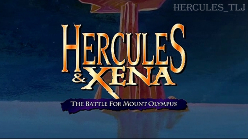 Hercules and Xena: The Battle for Mount Olympus (1998)