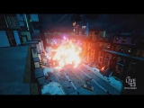Crackdown 3 - 30 frames