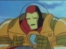 Железный Человек — 2 сезон, 9 серия. Щит и меч. Часть 2