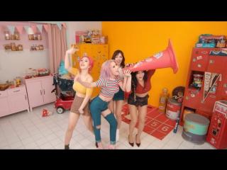 레이샤 laysha - PINK LABEL Official M/V