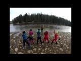 клип группы Губы (сплав 2017 Усьва)