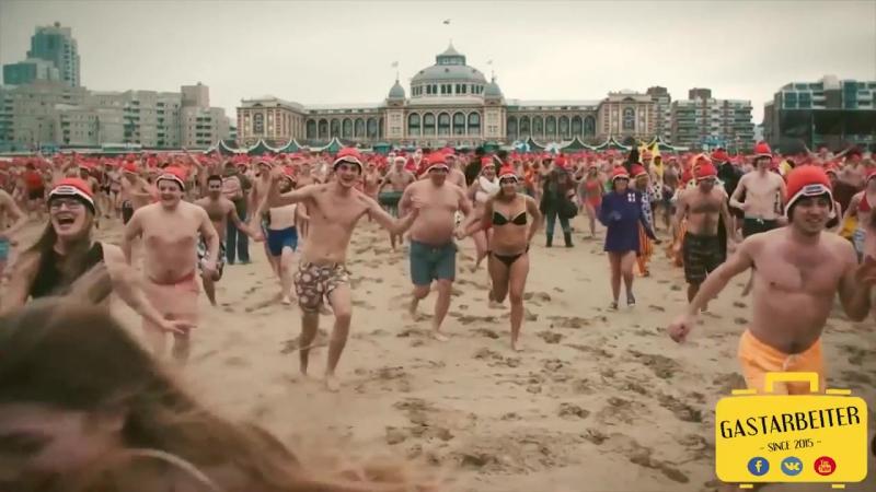 Новый год в Нидерландах 2016. Переезд в Голландию (online-video-cutter.com)