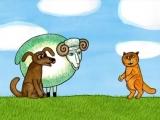 Баран, Пёс, Кот и баба Зина (из цикла