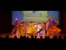 Центр Пифагор г. Шадринск. Студия арабского танца Джамиля (старший состав). Танец Миражи пустыни