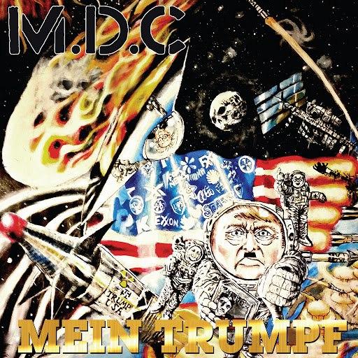 MDC альбом Mein Trumpf