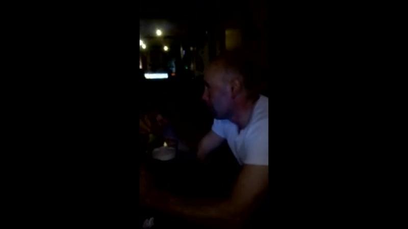 Клуб Ресторан Бочка играет Максим Кипишь трек на заказ для Ольги Милевской и Евгения Дурбы