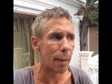 Алексею Панину нехило пригрело пердак