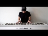 Исполнение на пианино песни XXXTENTACION - F Love ft. Trippie Redd _ The Theorist Piano Cover