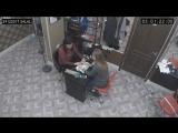 СТРИМ ИЗ САЛОНА! Съемка на камеры наблюдения. Новогодний эксклюзив.