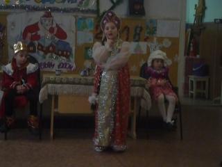 прикольная песня царевны!!! )))
