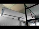 Сборка потолка (П 213), устройство откосов дверей с скрытым коробом и штукатурных откосов входной двери. г. Королёв 15.03.2018