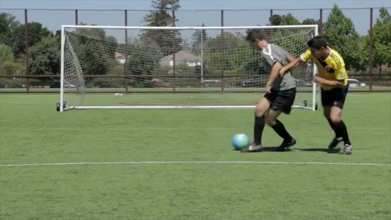 Develop Good Soccer Dribbling Skills Step 6.360p