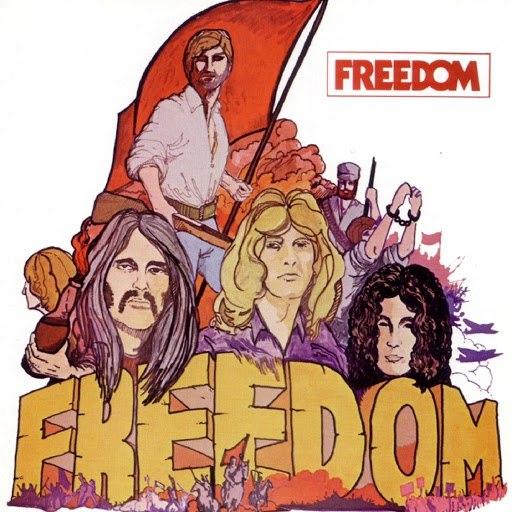 Freedom альбом Freedom