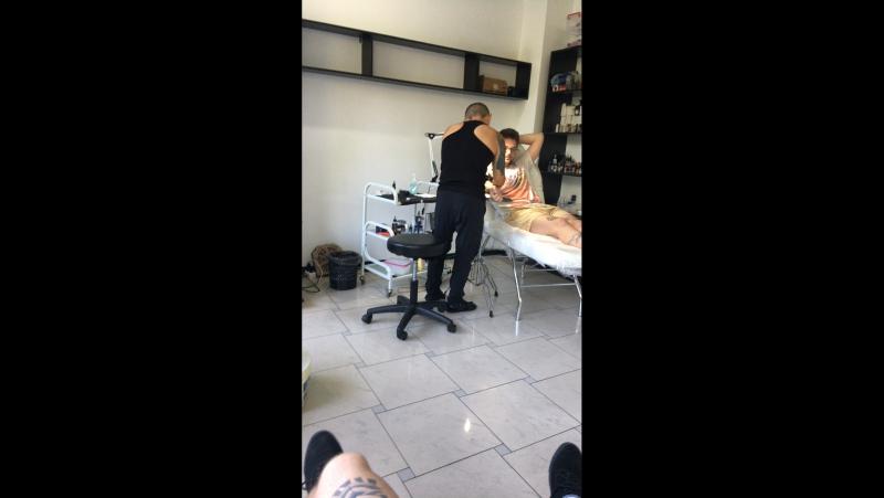BLACKink Tattoo | Сочи тату — Live