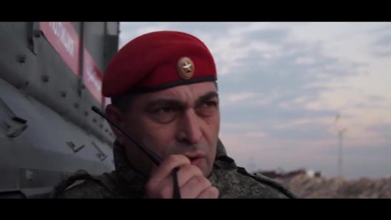 Русская военная полиция и инженерные подразделения в Сирии