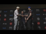 UFC 221- Media Day Faceoffs