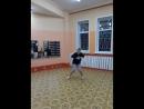 Creation Move: задание - танцуем под медленный трек (Юля)