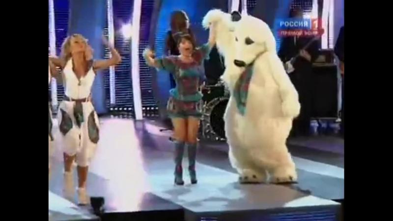 Наташа Королева Где то на белом свете Новая волна 2011