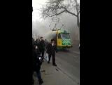хуёвый трамвай-шашлычник на старопортофранковской