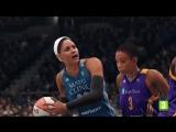 NBA LIVE 18 – Женские команды в игре