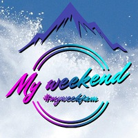 Логотип MyWeekend - Путешествия с друзьями