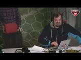 Василий Уткин сломал кресло прямо в эфире