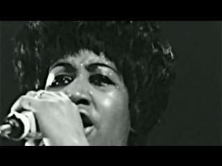 Aretha Franklin - T Natural Woman Amsterdam 1968
