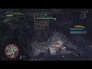 Monster Hunter: World — Mega Jump