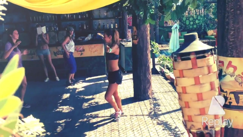 Guaba Zumba Limassol Cyprus - после занятий по Абсолюту Зумба, Сальса, Бочата - это развивает наше тело